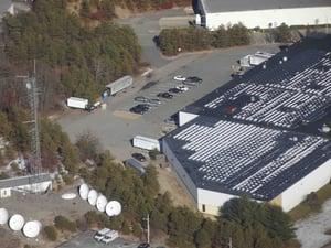 CDF Solar Panels